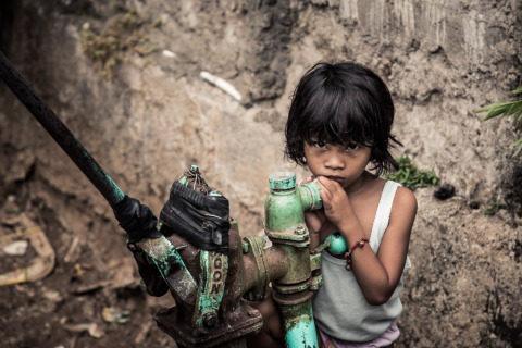 Indonesian girl in jakarta